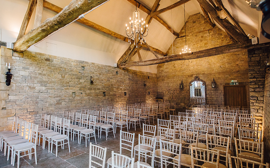Unique Wedding Venues To Make Your Day Extra Memorable - Blackwell Grange | CHWV