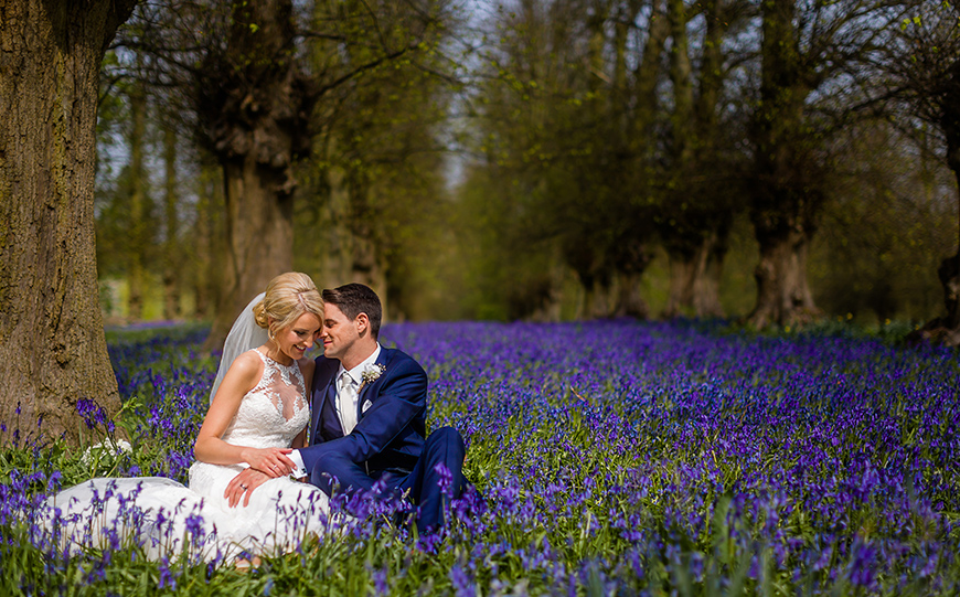 10 Stunning Spring Wedding Venues - Braxted Park | CHWV