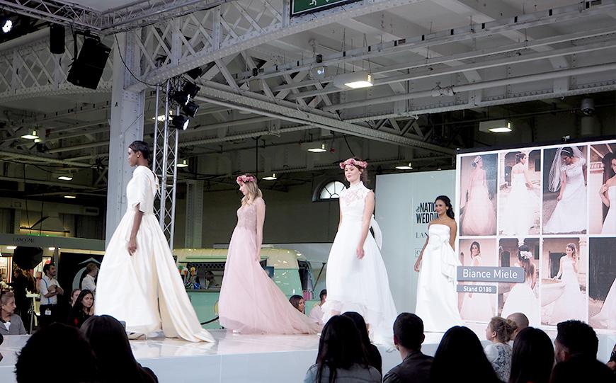 CHWV Goes To The Luxury Wedding Fair