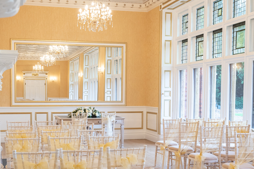 9 East Anglia Wedding Venues You Have To See - Holmewood Hall | CHWV
