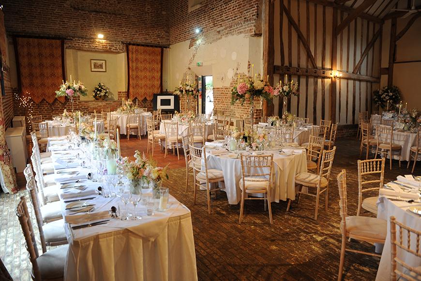 8 Incredible Essex Wedding Venues - Leez Priory | CHWV