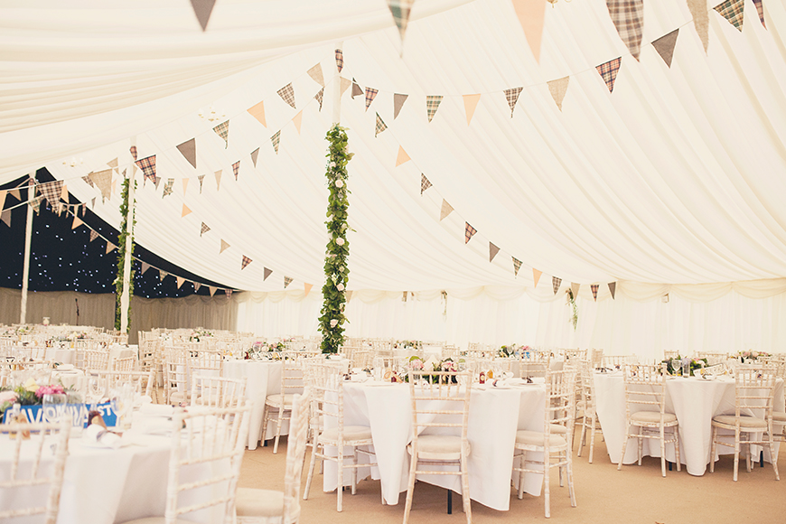 7 Country House Wedding Venues For A Summer Wedding - Low House | CHWV