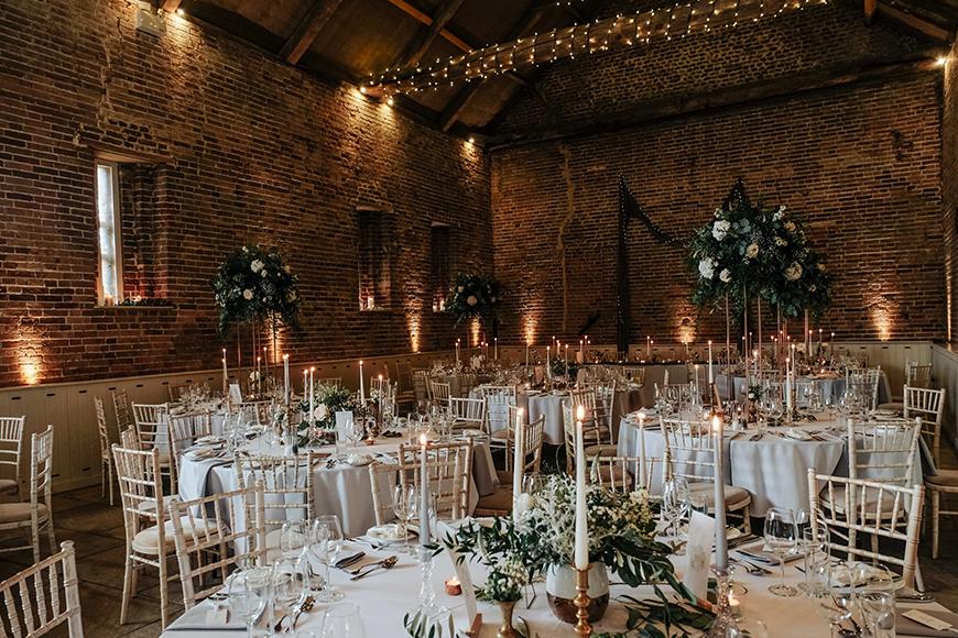 11 Barn Wedding Venues For A Rustic Wedding - Manor Mews | CHWV