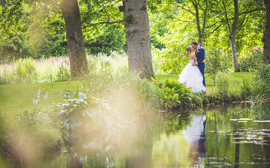 11 All-In-One Wedding Venues For The Perfect Day - Oxnead Hall | CHWV