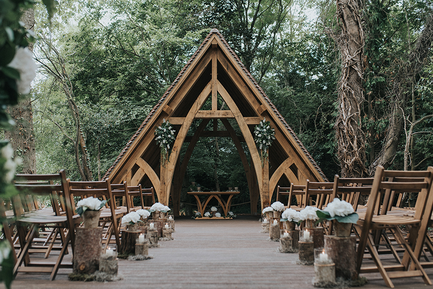 8 Unique Wedding Venues You Won't Want To Miss - Rivervale Barn | CHWV