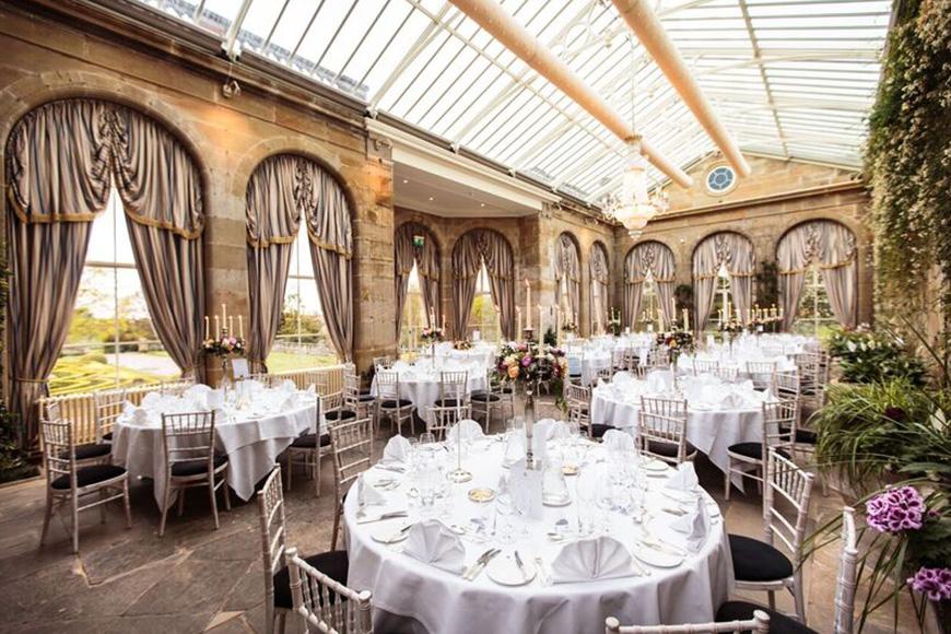 7 Wonderful Wedding Venues With Churches - Weston Park | CHWV