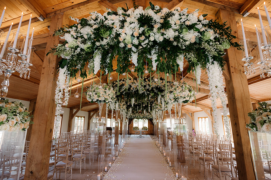 9 Amazing All-In-One Wedding Venues - Colshaw Hall | CHWV