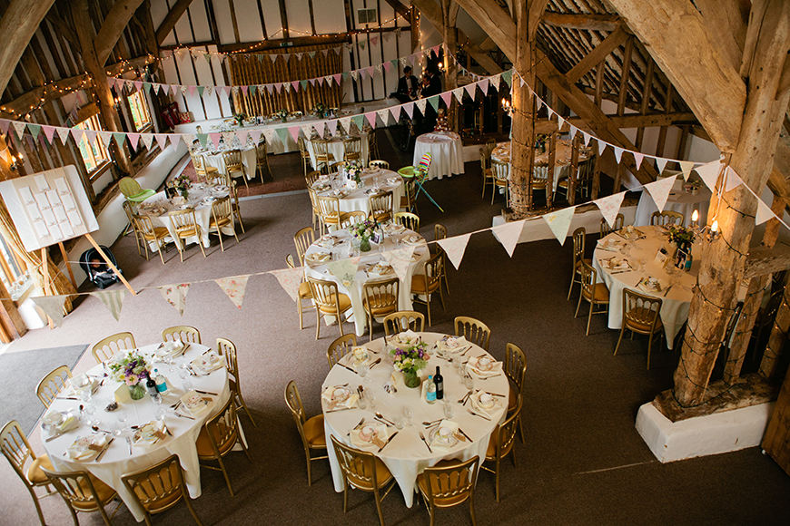 15 Barn Wedding Venues in South East England - Fitzleroi Barn | CHWV