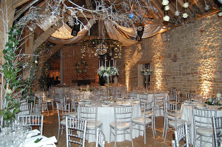 15 Barn Wedding Venues in South East England - Grittenham Barn | CHWV