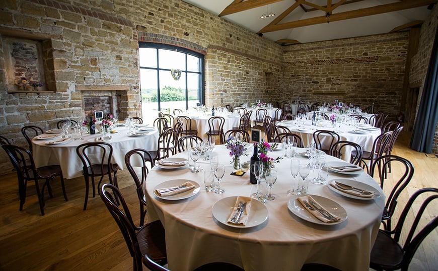 15 Barn Wedding Venues in South East England | CHWV
