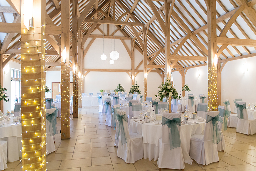 15 barn wedding venues in south east england chwv for Places to have a wedding in colorado