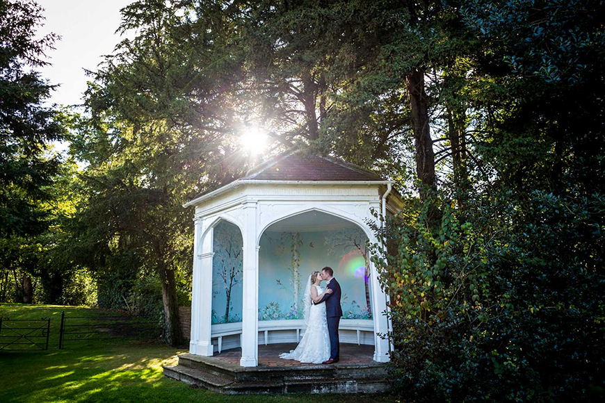 15 Barn Wedding Venues in South East England - Wasing Park | CHWV