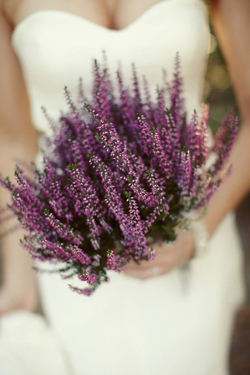 Wedding Ideas By Colour: Purple Wedding Decorations - Have your cake | CHWV