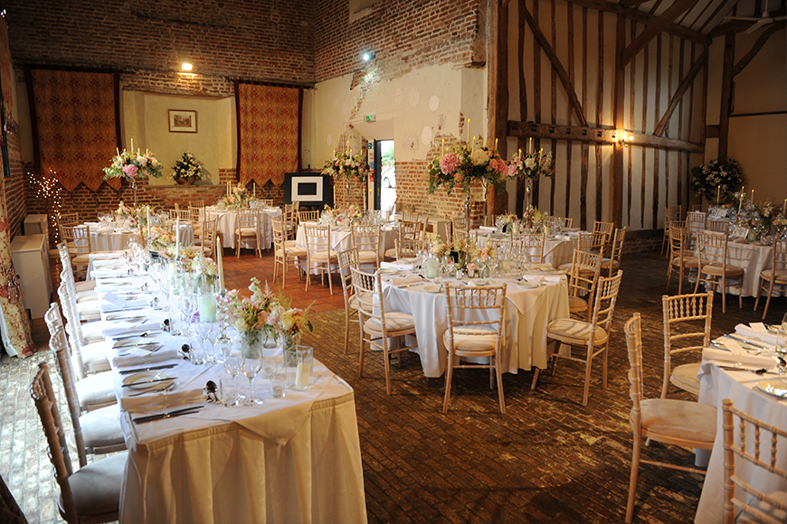 The Best Of British Wedding Venues - Leez Priory | CHWV