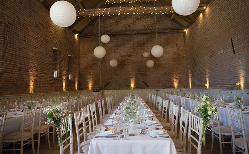 10 Stunning Spring Wedding Venues - Manor Mews | CHWV