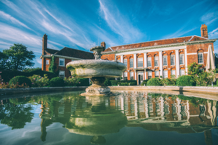 8 Incredible Essex Wedding Venues - Parklands | CHWV