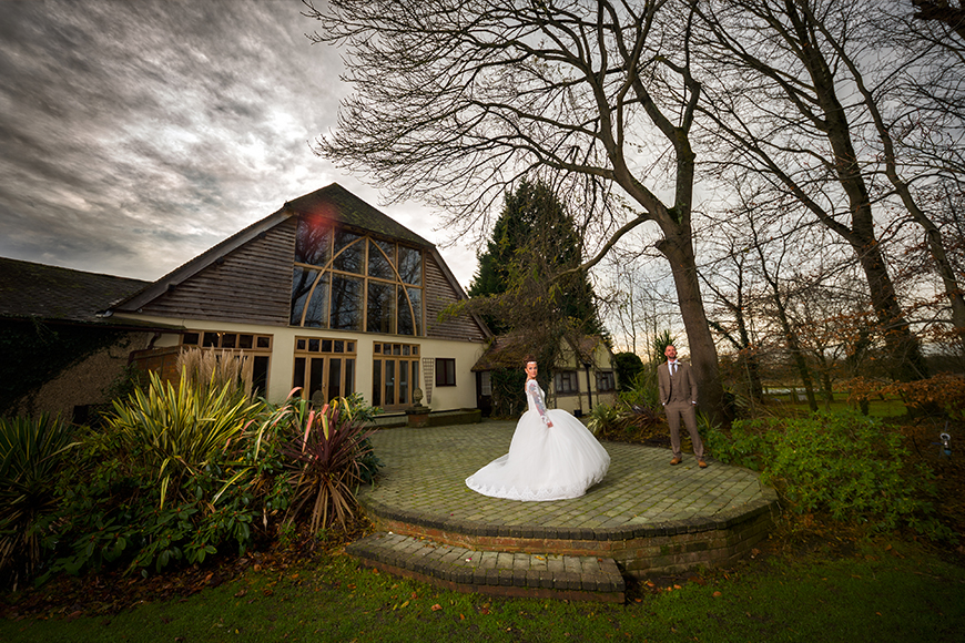 9 Wonderful Winter Wedding Venues - Rivervale Barn | CHWV