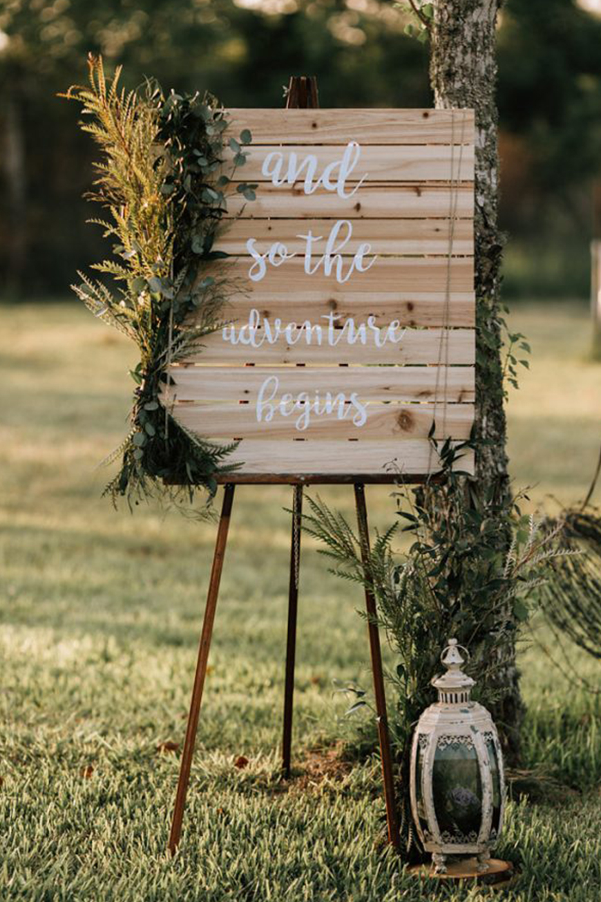 Do you know your wedding themes? Rustic wedding theme | CHWV