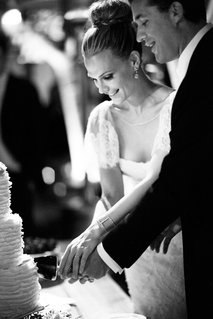 A-Z of Wedding Cakes - When | CHWV
