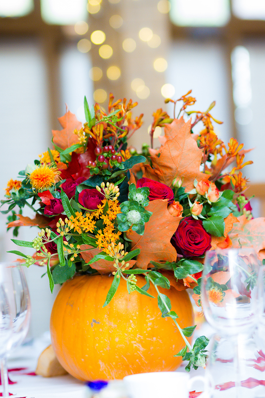 Autumn Colour Schemes: Orange - The details | CHWV