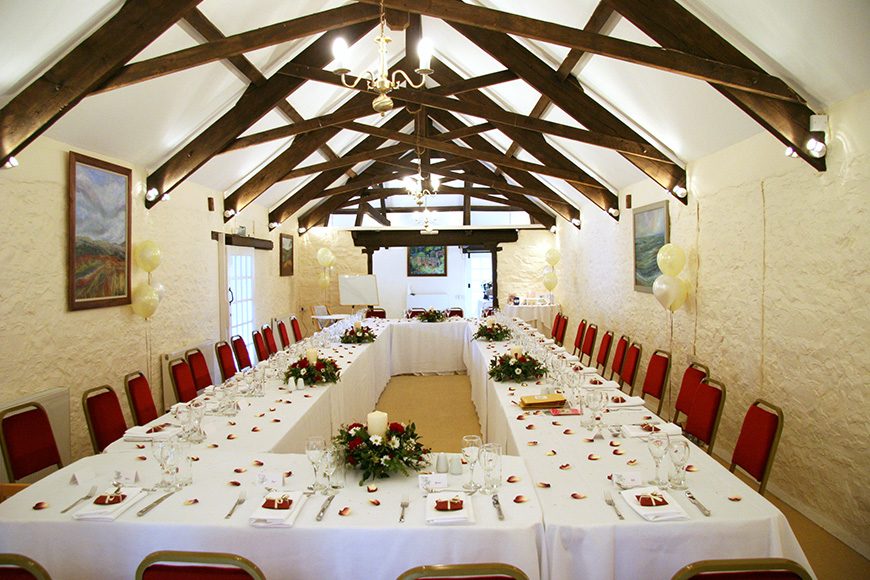 Fall In Love With These Romantic Wedding Venues - Bickleigh Castle | CHWV