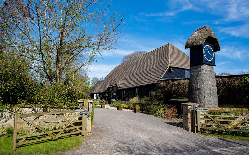 Unique Wedding Venues To Make Your Day Extra Memorable - Clock Barn | CHWV