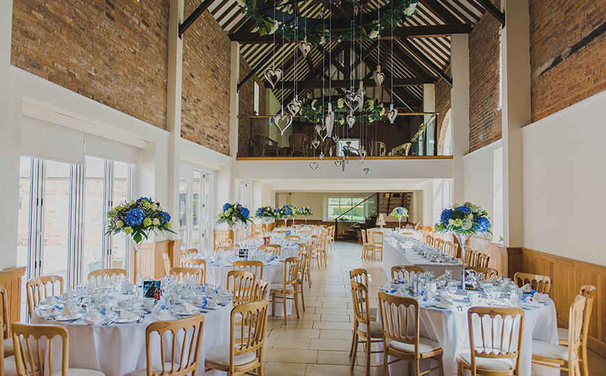 9 Magnificent Manor House Wedding Venues You Won't Want To Miss - Delbury Hall | CHWV