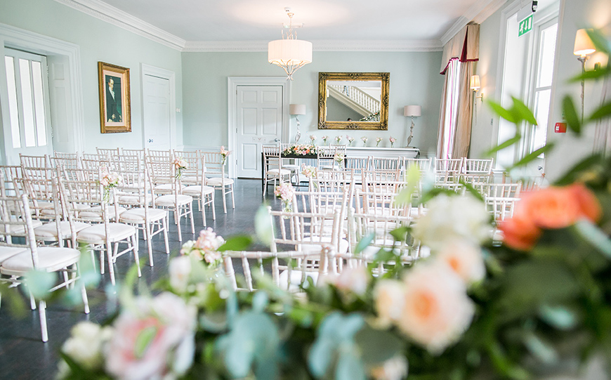 8 Intimate Wedding Venues To Fall In Love With - Morden Hall | CHWV