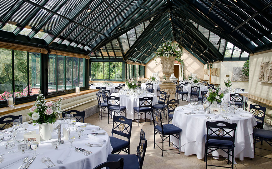 8 Oxfordshire Wedding Venues You Won't Want To Miss - The Dairy, Waddesdon Manor   CHWV