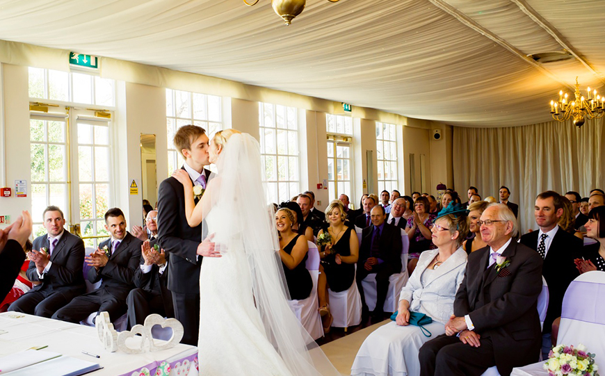 6 Unmissable Wedding Venues In Leicestershire - Warwick House | CHWV
