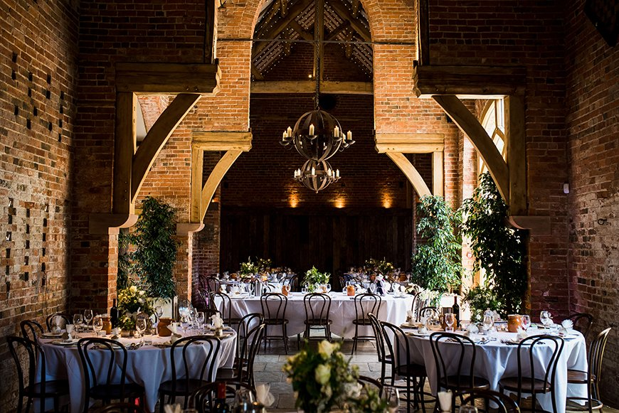 11 Autumn Wedding Venues To Fall In Love With - Shustoke Farm Barns | CHWV
