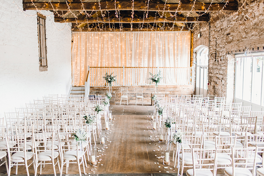 8 North West Wedding Venues You Have To See - Askham Hall | CHWV