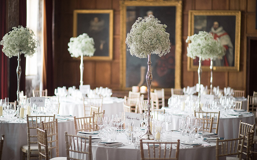 11 Country House Wedding Venues In The South East - Breamore House | CHWV