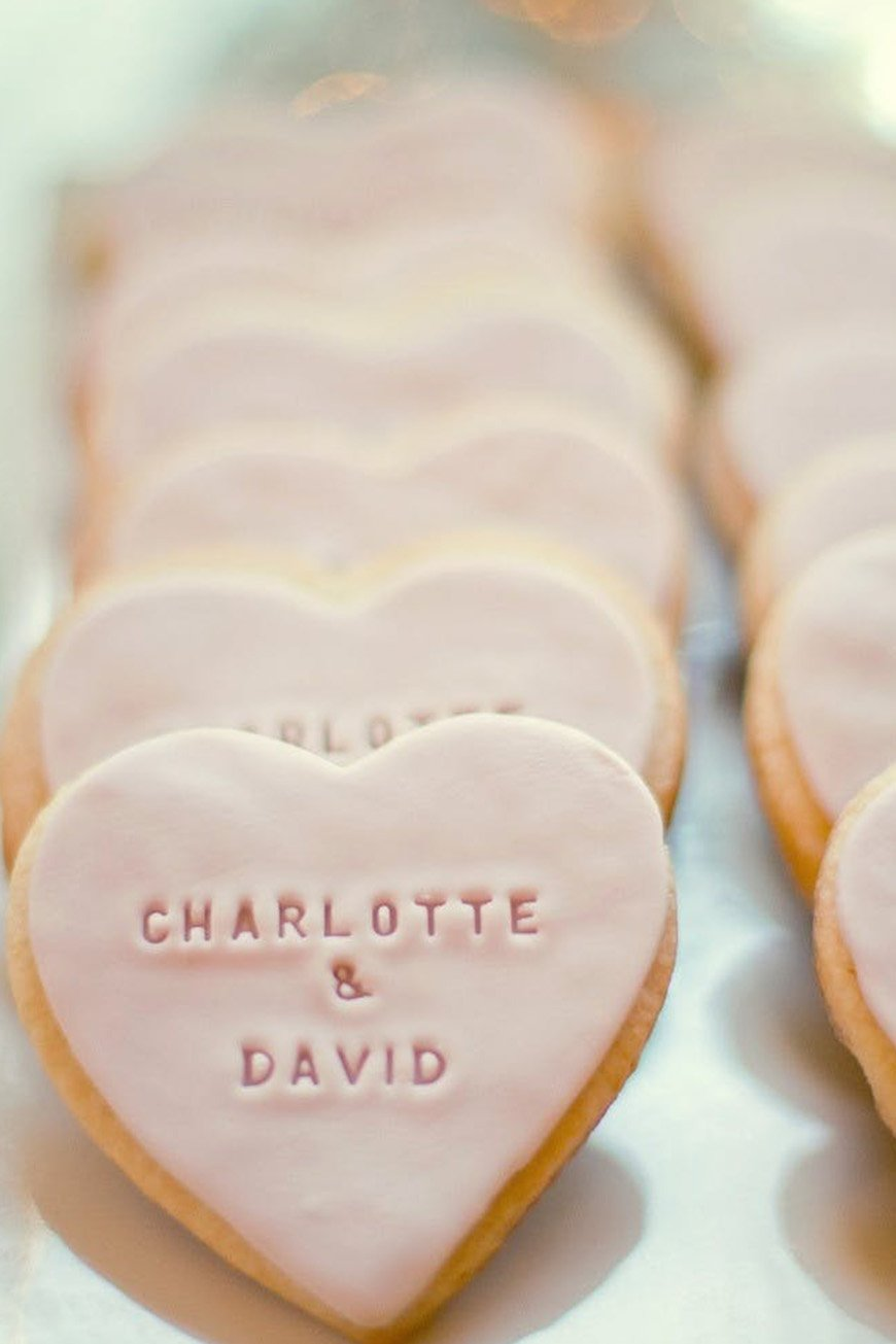 Wedding Ideas By Colour: Millennial Pink Wedding Theme - Thoughtful favours | CHWV