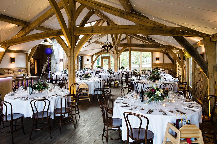 The Best Barn Wedding Venues - Cripps Barn | CHWV