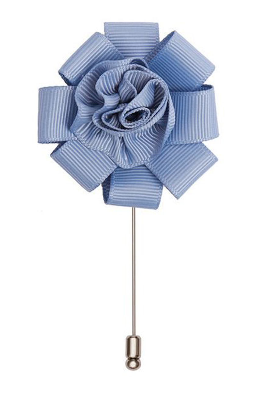 Wedding Ideas By Colour: Blue Wedding Accessories For Grooms | CHWV