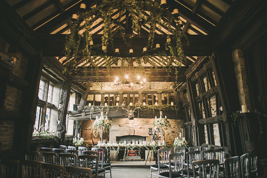 9 Spectacular Spring Wedding Venues - Upper House | CHWV