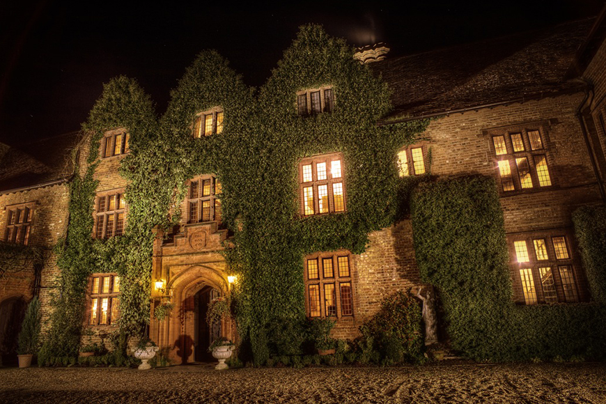 9 East Anglia Wedding Venues You Have To See - Woodhall Manor | CHWV