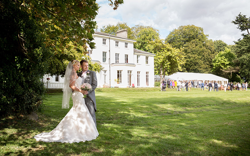 11 Country House Wedding Venues In The South East - Penton Park | CHWV