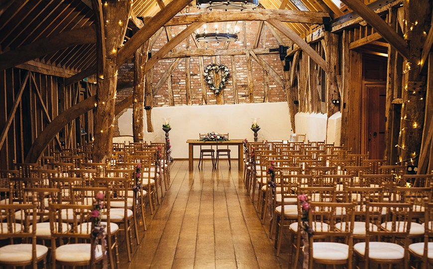11 Wedding Venues With The Most Amazing Accommodation - Bassmead Manor Barns | CHWV