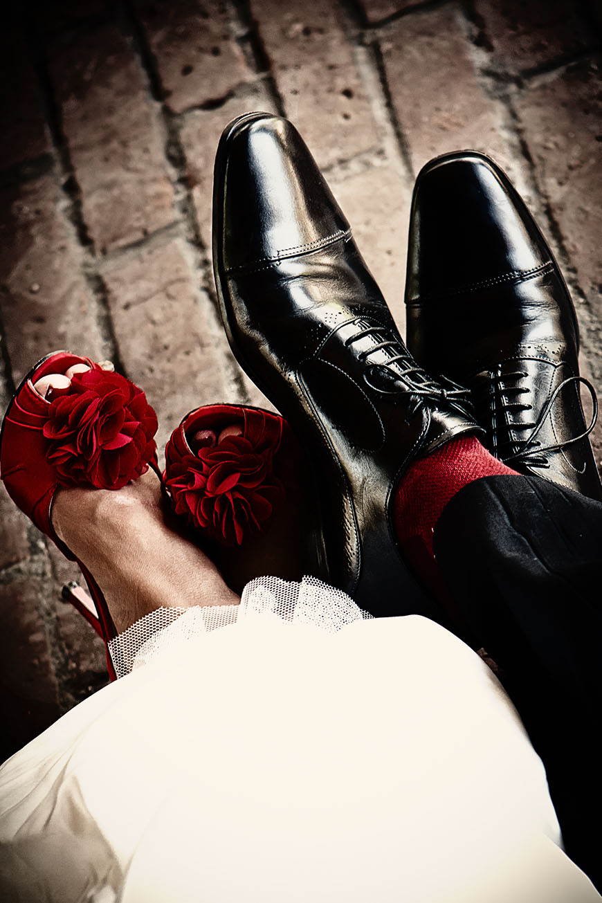 Wedding Ideas By Colour: Red Groom's Accessories - Optional extras   CHWV