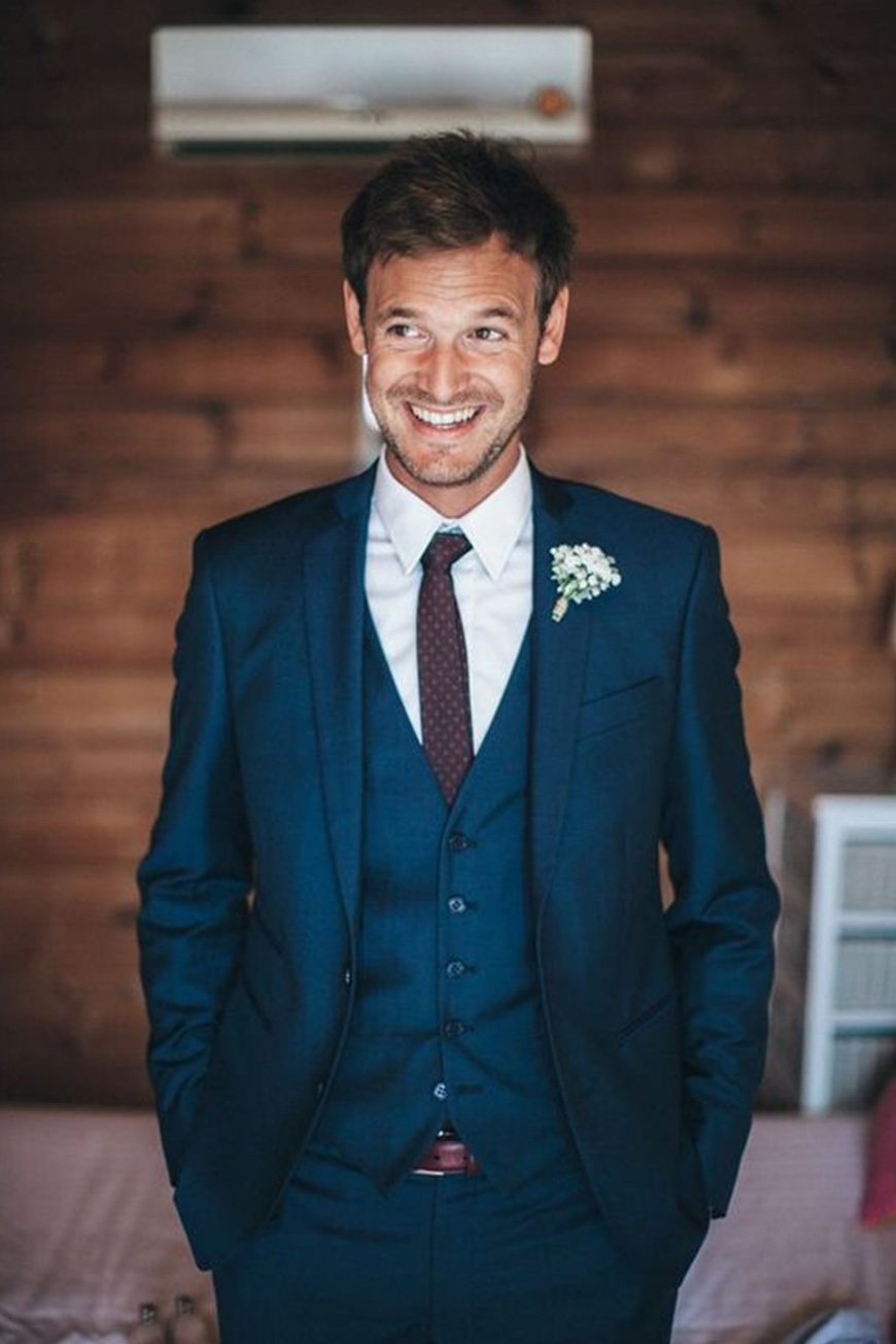 What Style Of Groom Are You? - Traditional | CHWV
