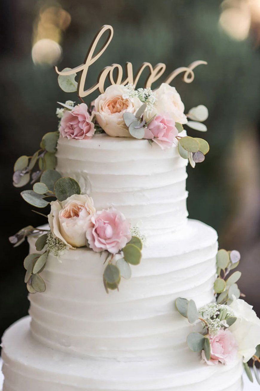 A-Z of Wedding Cakes - Buttercream | CHWV