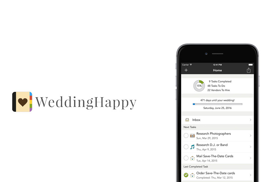 Are You Using These Amazing Wedding Apps? - WeddingHappy | CHWV