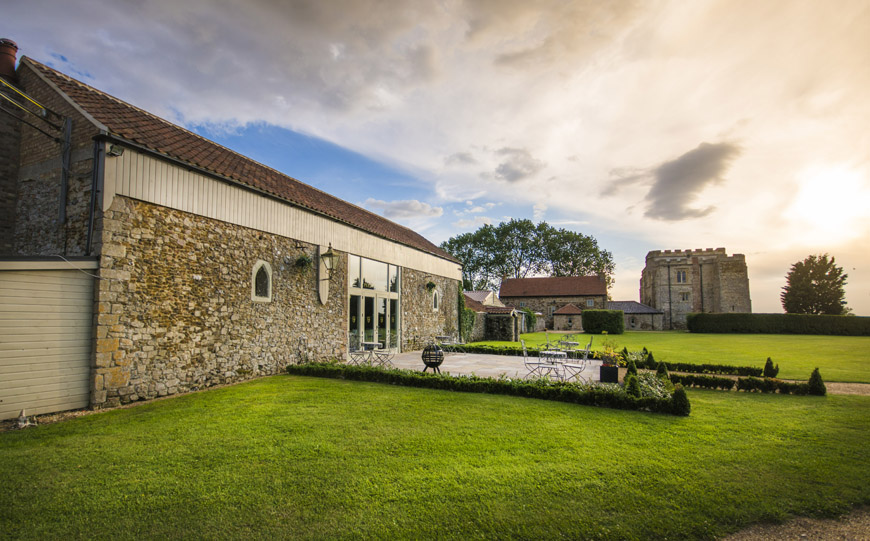 Our Venue Specialist's Perfect Wedding At Pentney Abbey - The venue | CHWV