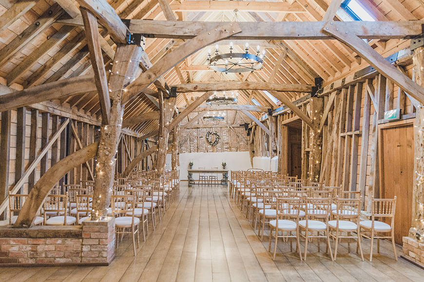 The Best Cambridgeshire Wedding Venues - Bassmead Manor Barns | CHWV