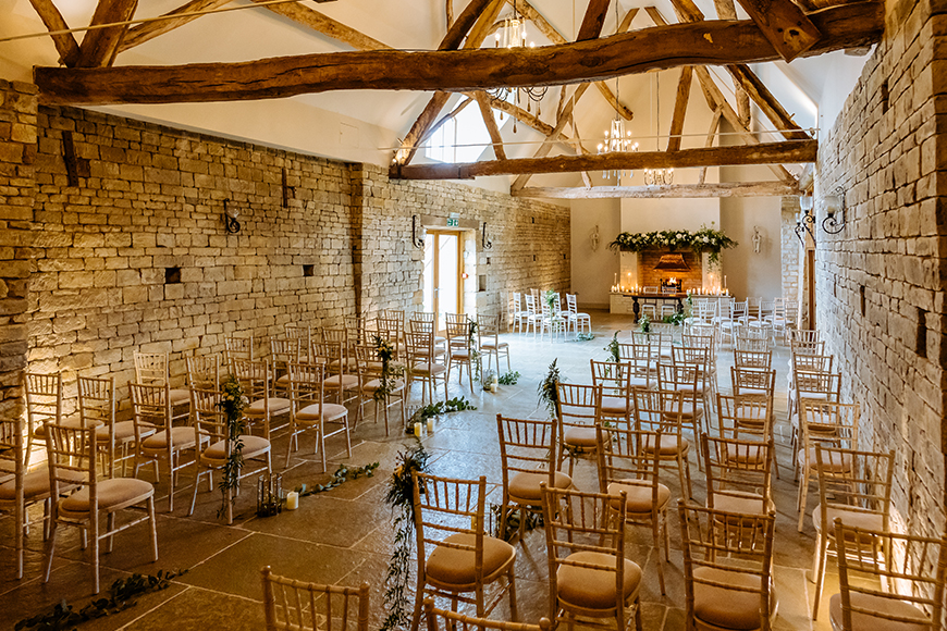 9 Unmissable Cotswolds Wedding Venues - Blackwell Grange | CHWV