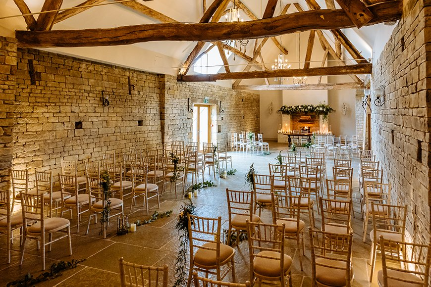 9 Unmissable Cotswolds Wedding Venues - Blackwell Grange   CHWV