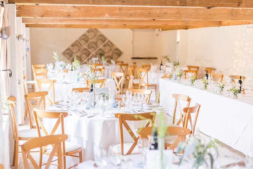 The Best Barn Wedding Venues - Curradine Barns | CHWV