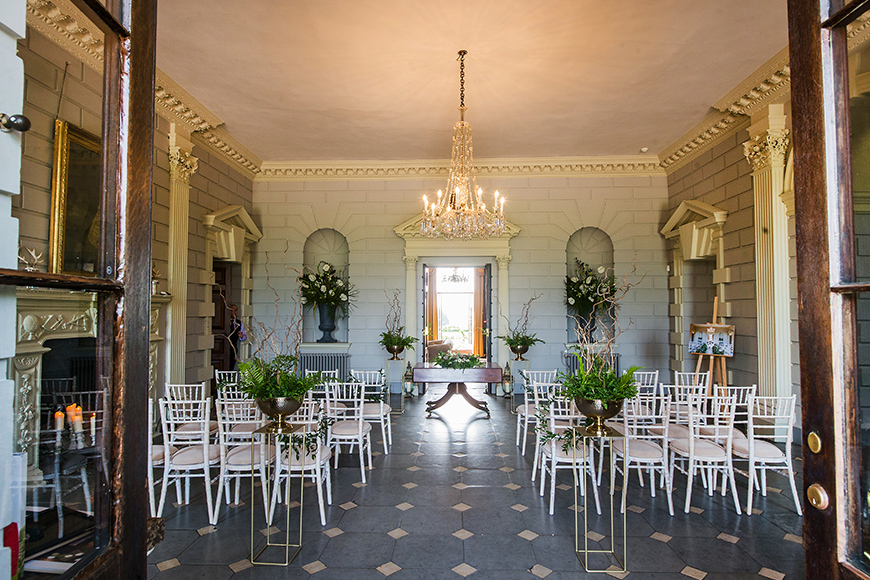7 Stunning Wedding Venues In Shropshire - Davenport House | CHWV